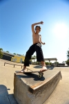 "Kyle Bean, ""No Shirt, No Shoes, No Problem"", Lipslide, OSP, Orlando, FL. Photo_Alex Grill"