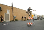 Trevor Burke, Hippie Jump, St. Petersburg, FL. Photo © No Comply Skateboard Mag