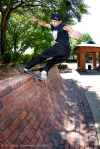 Nick Murphy, Frontside Rock, Maitland Brick Quarters, Maitland, FL. Photo_Nicks