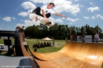 Mailbox! Boneless in from high to low, Goat Ramp Demo, Sarasota, FL. Photo_Nicks