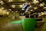 Brandon Selfors, Backside Flip.