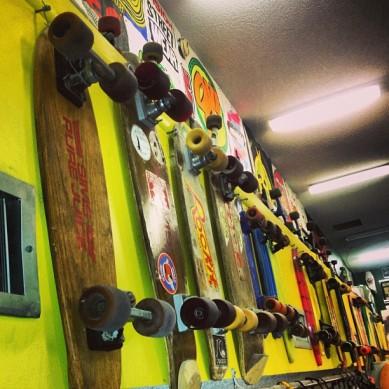 Kona Skatepark is a pretty historical place. Photo @derek_antiair