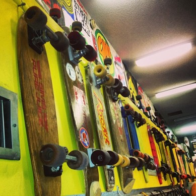 Kona Skatepark is a pretty historical place. Photo @derek_antiair