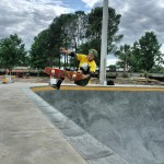 "@mfrazier72, ""Quality Control"" Fast Plant Sweeper for @teampainskateparks in Lakeland, FL. Photo @kkr__"